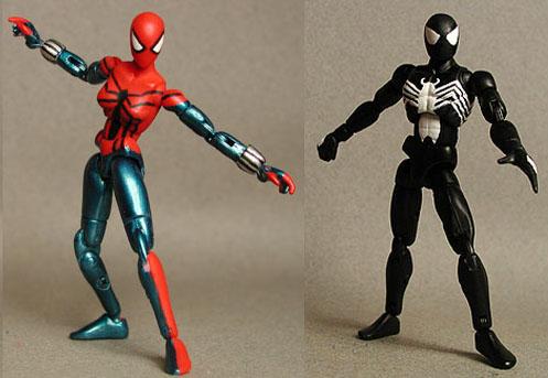 Microman Spider Girl